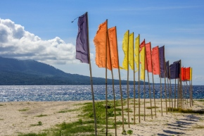 Windy day on Camiguin.