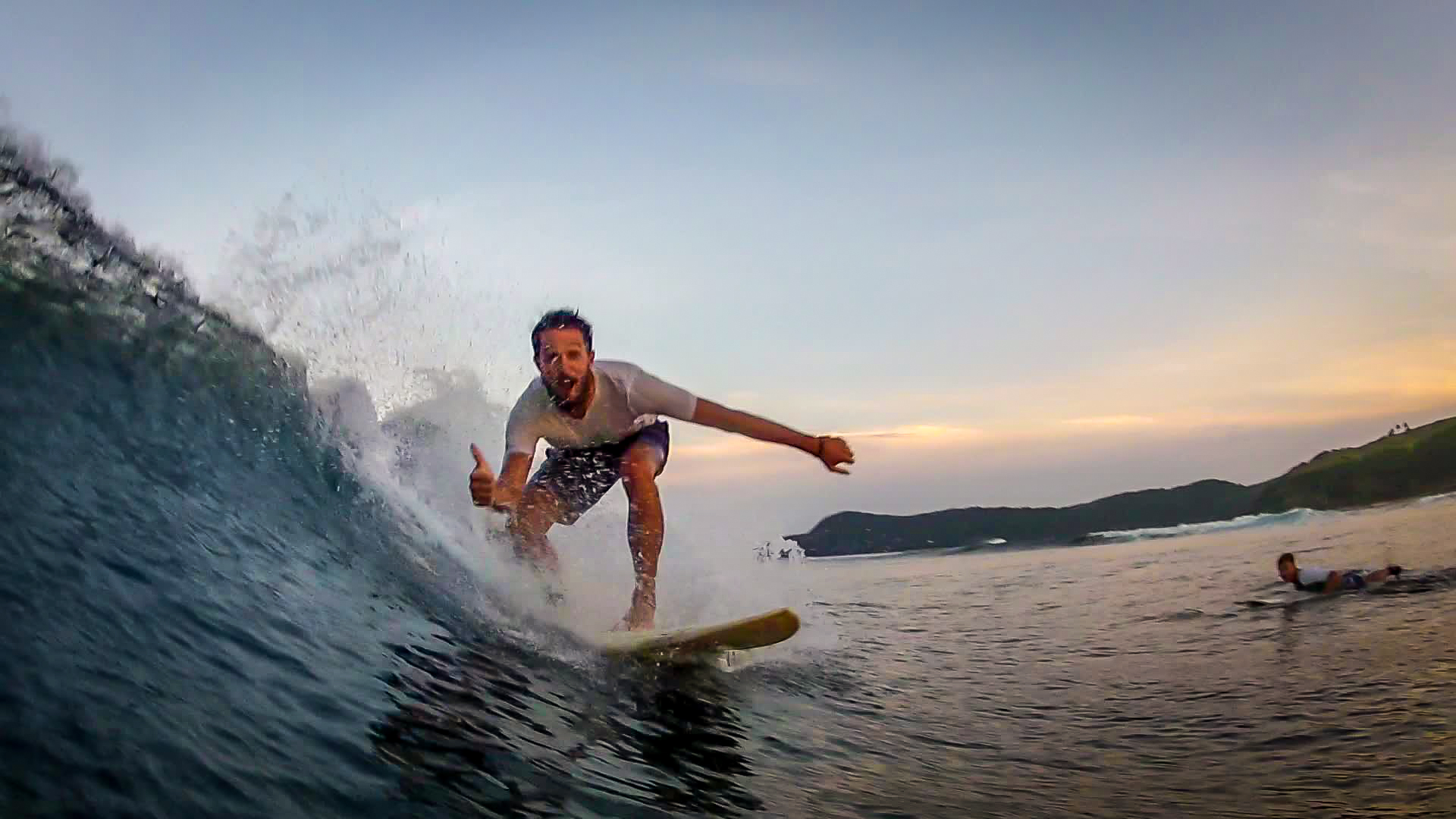 Surfing A Secret Spot In Catanduanes Escapologyescapology