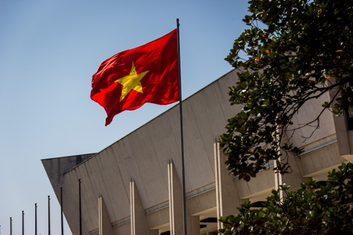 Vietnamese pride Hanoi