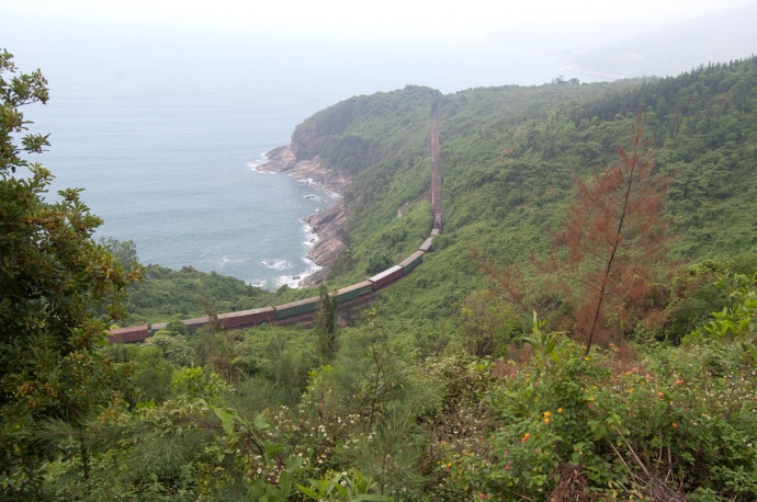 Hai Van Pass, Hue to Da Nang