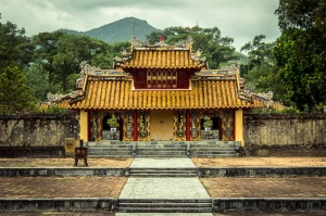 The tombs of Hue, Vietnam