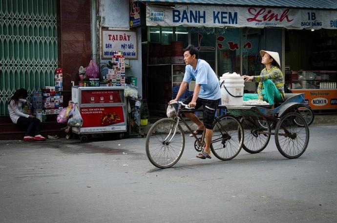 Chau Doc, Vietnam