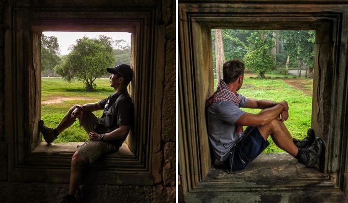 Bayon Temples, Angkor