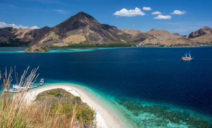 Komodo National Park, Flores