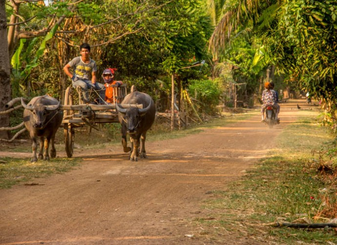 Mekong Discovery Trail, Kratie, Cambodia