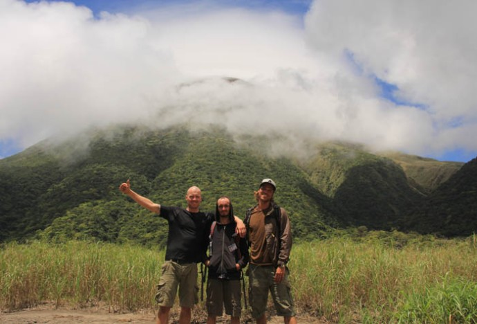 Base of Mt. Bulusan, Sorsogon, Philippines
