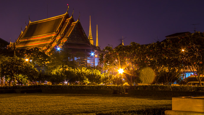Bangkok Night, Royal Palace