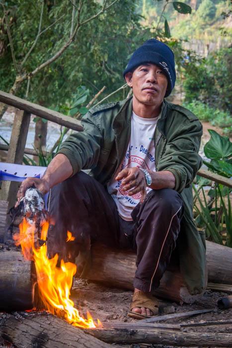 Ban Hoybor, Laos