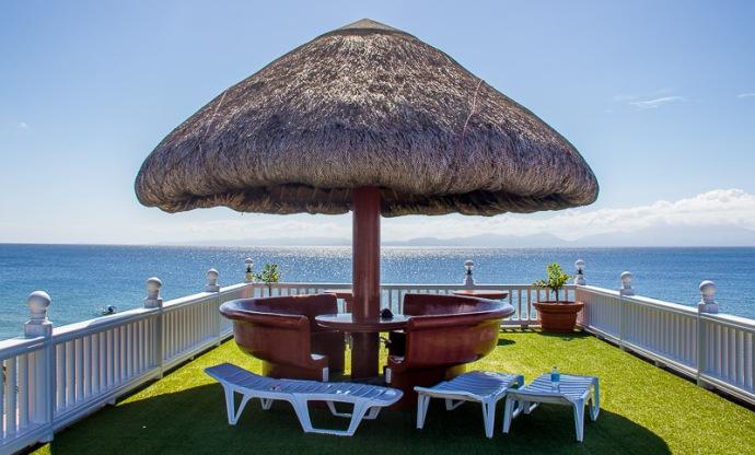 Villa Amor-Biri Island-Rooftop