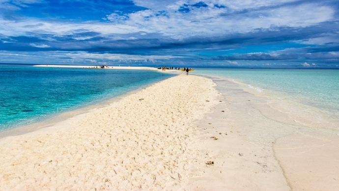 White Island-Camiguin