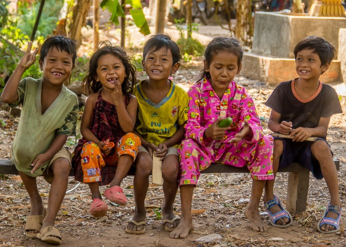 Motorbike Travel-Cambodia
