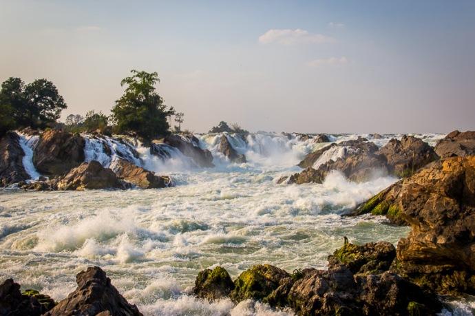Khone Phapheng Falls