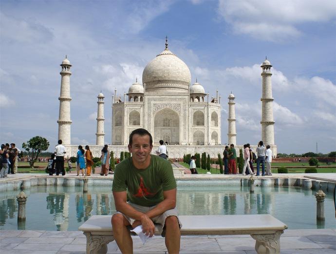 Taj Mahal Money Shot