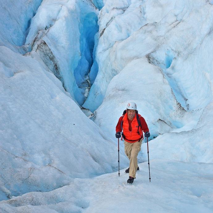Alaska Godwin Glacier