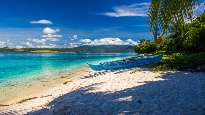 Tikling Island, Philippines