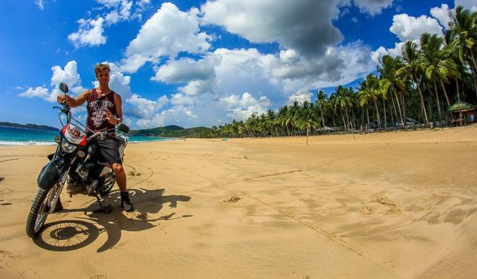 Nacpan Beach-El Nido