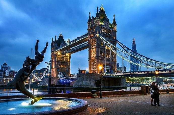 England-Tower Bridge, London