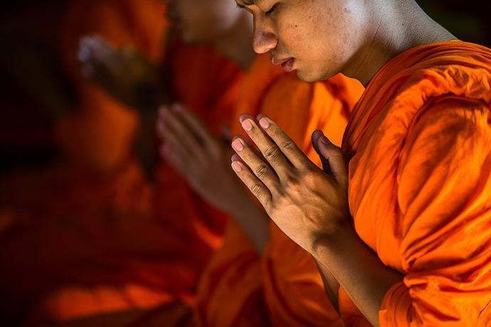 Thailand-Marble Temple, Bangkok