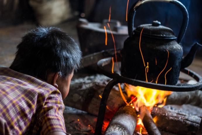 Trekking Hsipaw Myanmar