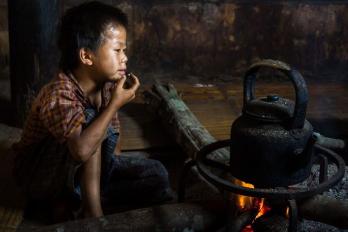 Burmese Boy Myanmar