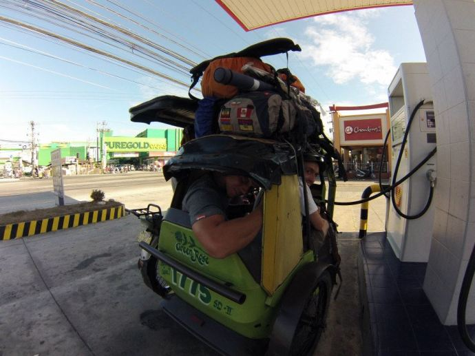 Philippine tricycle