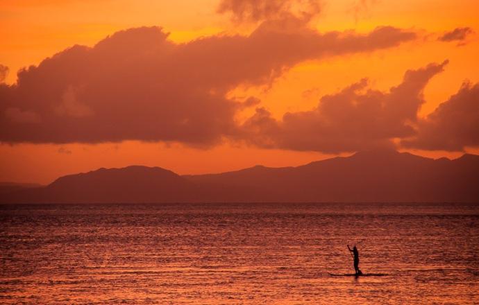 Biri Island Paddleboard
