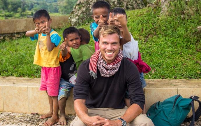 Kids Tanah Toraja