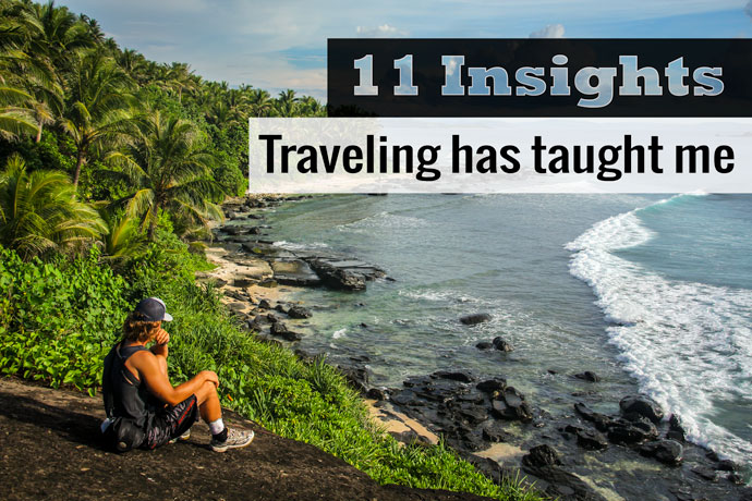11 travel thoughts about traveling