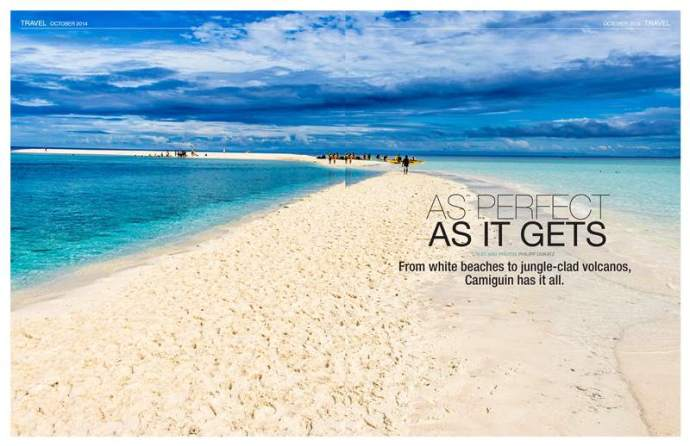 view magazine article camiguin