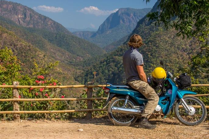 Motorbike Travel Thailand